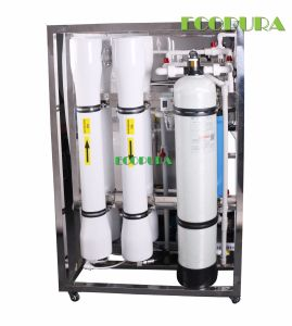 Sea Water Desalination System / Salty Water Purification Plant (2000LPD) pictures & photos