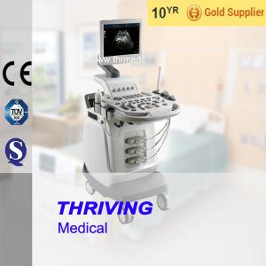 Ce Thr-CD005q Quality 4D Color Doppler Ultrasound Scanner pictures & photos