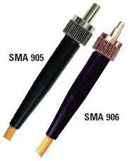 SMA 905/906 Fiber Optic Connector pictures & photos