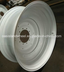 Dw16X42 Manually Adjustable Track Agricultural Wheels pictures & photos