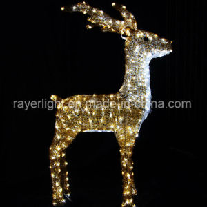 LED Christmas Large Decoration Motif Light Flying Horse Lighting Decoration pictures & photos
