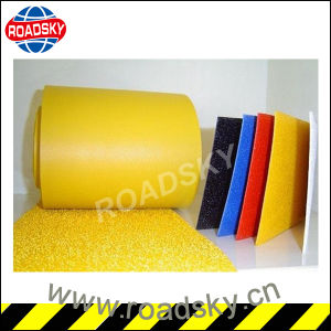 Strong Adhesive Safety Line Reflective Glass Beads Road Marking Tape pictures & photos