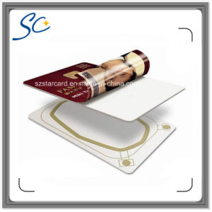 125kHz/13.56MHz Blank RFID Card with Magnetic Strip pictures & photos