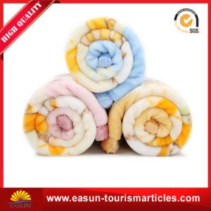Top Sale Cheap Baby Flannel Fleece Blanket pictures & photos
