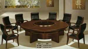 Round Design Conference Table (FECH01B) pictures & photos