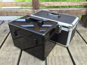 Professional Makeup Case Trolley Tool Case (HX-PT006) Professional Makeup Case pictures & photos