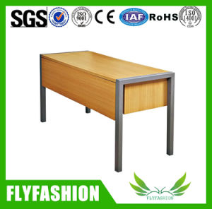 Wooden School Teacher Writing Table Desk with Drawers (SF-20T) pictures & photos