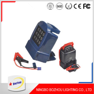 12PCS 3W LED Portable Flood Light Multifunctional Emergency Energy pictures & photos