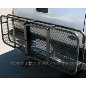 Folding Hitch Mount Cargo Basket Hauler Rack Luggage Carrier pictures & photos