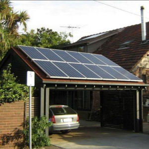 Hot Solar Energy Sun Power Generator System 1kw 24V 5kw 48V for Homes pictures & photos