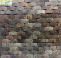 Stone Glass Ceramic Mosaic Tile for Wall Decoration (HC002) pictures & photos