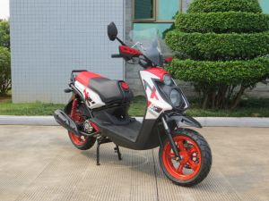 50cc EEC Motor Scooter (SL50T-A2) pictures & photos