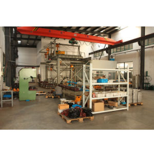 Machine with Double Girders Gantry Crane pictures & photos