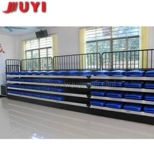 Indoor Grandstand Metal Structural Indoor Grandstand Durable Seating Indoor Metal Grandstand pictures & photos