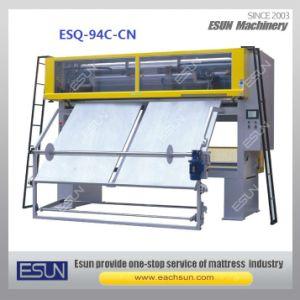 Esq-94c-Cn Mattress Cutting Machine pictures & photos