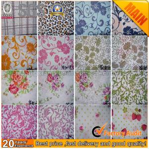 100% Printed Polypropylene Nonwoven Fabric pictures & photos