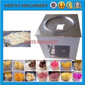 Cheapest Fried Ice Cream Machine With Perfect Cooling Effect pictures & photos