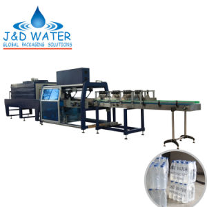 Automatic Shrink Wrap Machine Jnd-450A pictures & photos