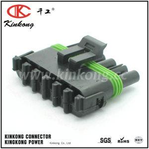 12015799 6 Way Automotive Electrical Connectorfor Ckk3061-2.5-21 pictures & photos