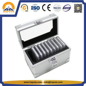 Aluminum Display Case with Transparent Top Acrylic Lid (HT-3013) pictures & photos