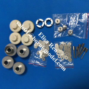 Cheap CNC Precition Machining Aluminum Machinery Spare Parts Rapid Prototype Via OEM pictures & photos