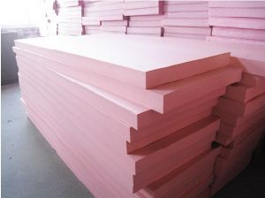 XPS, Polystyrene Foam, Waterproof Insulation Board, Extruded Polystyrene Board pictures & photos