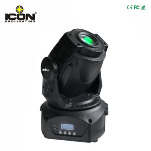 High Brightness DMX 90W LED Moving Head Spot Stage Lighting pictures & photos