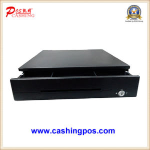QS-410 Slide Cash Drawer for Standard Epson Printer Casio Register pictures & photos
