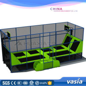 Indoor Trampoline Park Sports Amusement Equipment pictures & photos