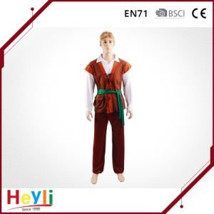 Factory Directly Sale Peasant Men Party Cosplay Costume pictures & photos