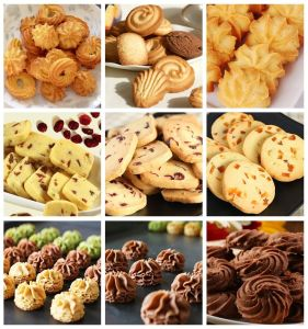 Multi-Functional Cookies Extruder Machine pictures & photos