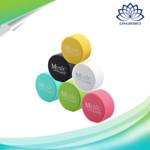 Round Mini Box Bluetooth Wireless Active Loudspeaker pictures & photos