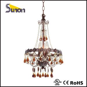 Vintage Crystal Glass Pendant Lighting pictures & photos