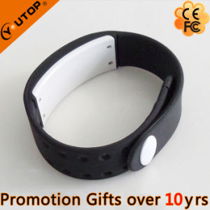 Sports Waterproof Bluetooth Silicon Smart Wristband (YT-WSD-06) pictures & photos