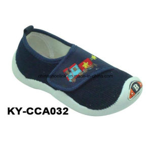 China Child Casual Canvas Shoes Supplier pictures & photos