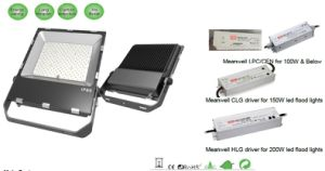 10W, 30W, 50W, 80W, 100W, 120W, 150W, 200W Osram Outdoor LED Flood Lights with 3 Years Warranty