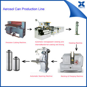 Automatic Air Freshener Spray Aerosol Can Making Machine pictures & photos