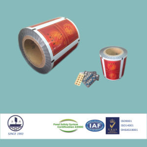 Laminated Film for Pharmaceutical Packaging Standardized Alloy 1235-O pictures & photos