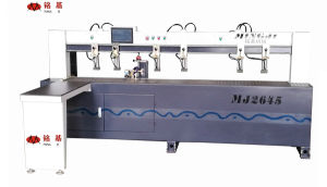 Woodworking CNC Control Side Holes Drilling Machine pictures & photos