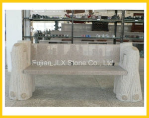 Garden Stone Stump Tree Bench in Granite pictures & photos