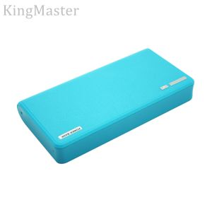 Kingmaster 20000mAh Large Capacity Two Output Travel Emergency Power Bank pictures & photos