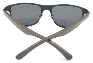 Fqiw162787 High Quality Titanium Material Metal Sunglasses Ce UV400 pictures & photos