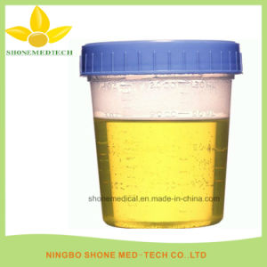 Urine Specimen Collection Cup with Lid pictures & photos
