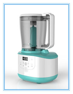 3 in 1 Kitchenware Baby Complementary Food Blender Machine with CCC/RoHS Certificate pictures & photos