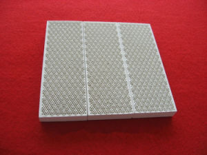 Cordierite Honeycomb Ceramic Infrared Ceramic Plate for Burner pictures & photos