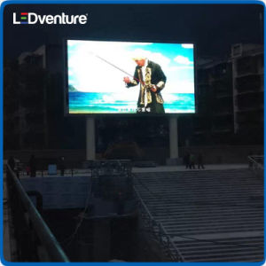 Energy Saving Full Color Outdoor SMD LED Screen for Advertising pictures & photos