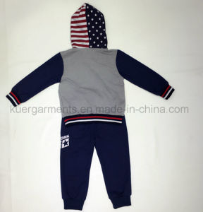 High Quality Cute Boy Suit in Kids Clothes pictures & photos