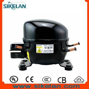 High Efficiency Refrigerator Compressor Mk-Qd103yv R600A Gas 220V Lbp 1/4HP pictures & photos