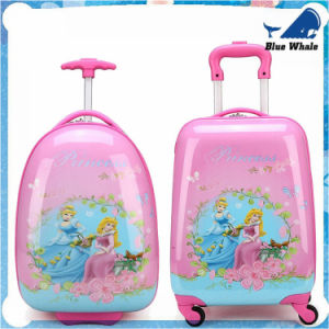 Bw1-075 Suitcase Type and Children Department Name Trolley School Bag pictures & photos