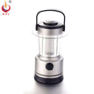 3*AA Portable Compass LED Camping Light (FT-5011)